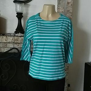 IZOD casual blouse